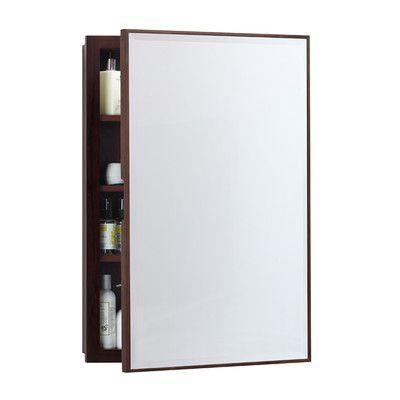 Ronbow Zuri 22 X 32 Surface Mount Medicine Cabinet Surface
