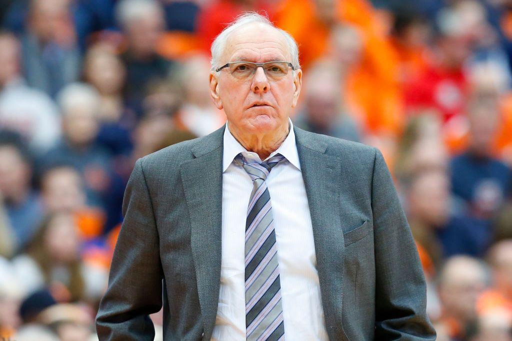 Best Ncaa Basketball Coach Ever Love Jim Boeheim Go Orange Jim Boeheim Syracuse Basketball Syracuse Orange Basketball