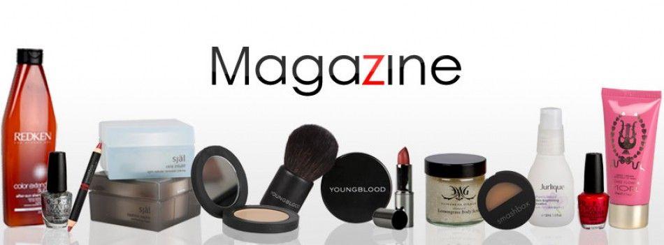 ezzence Magazine - Skønhedsblog