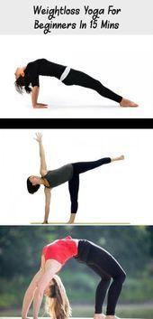 Photo of Weightloss Yoga für Anfänger in 15 Minuten – Weight Loss Yoga Workouts für Gewicht …