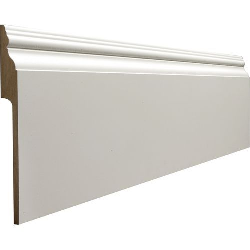 From Lowes Beef Up Baseboards With Molding That Fits Over