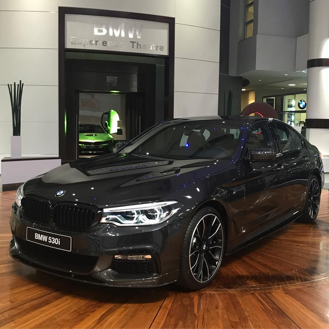 Bmw 5 Series 530e M Sport Iperformance Saloon Auto