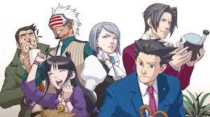 Phoenix Wright Ace Attorney Trilogy Phoenix Wright Ace Attorney Turnabout Tunes Out Now On Steam Music Player Steam News Music Players Ace Trilogy