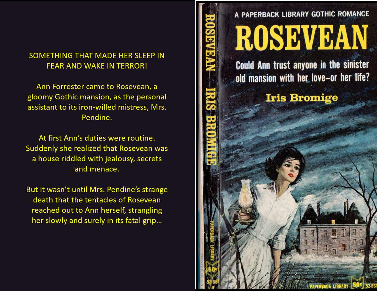 Pin On Gothic Romance Authors B