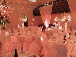 salones para casamientos decorados de blanco - Buscar con Google