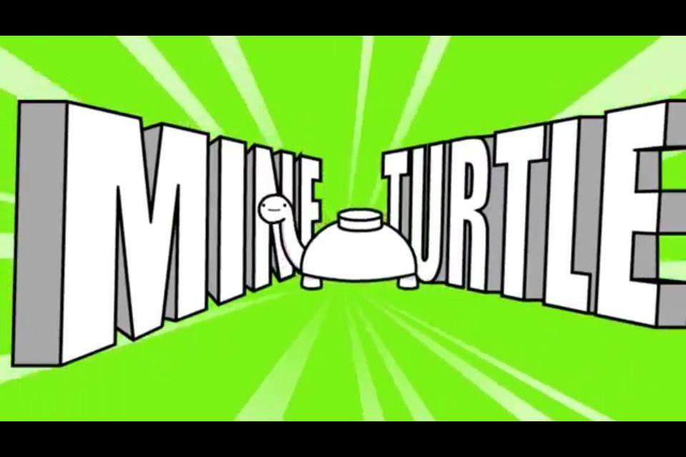 Mine Turtle Caution Asdf Movie Pinterest Asdf Movie Atari