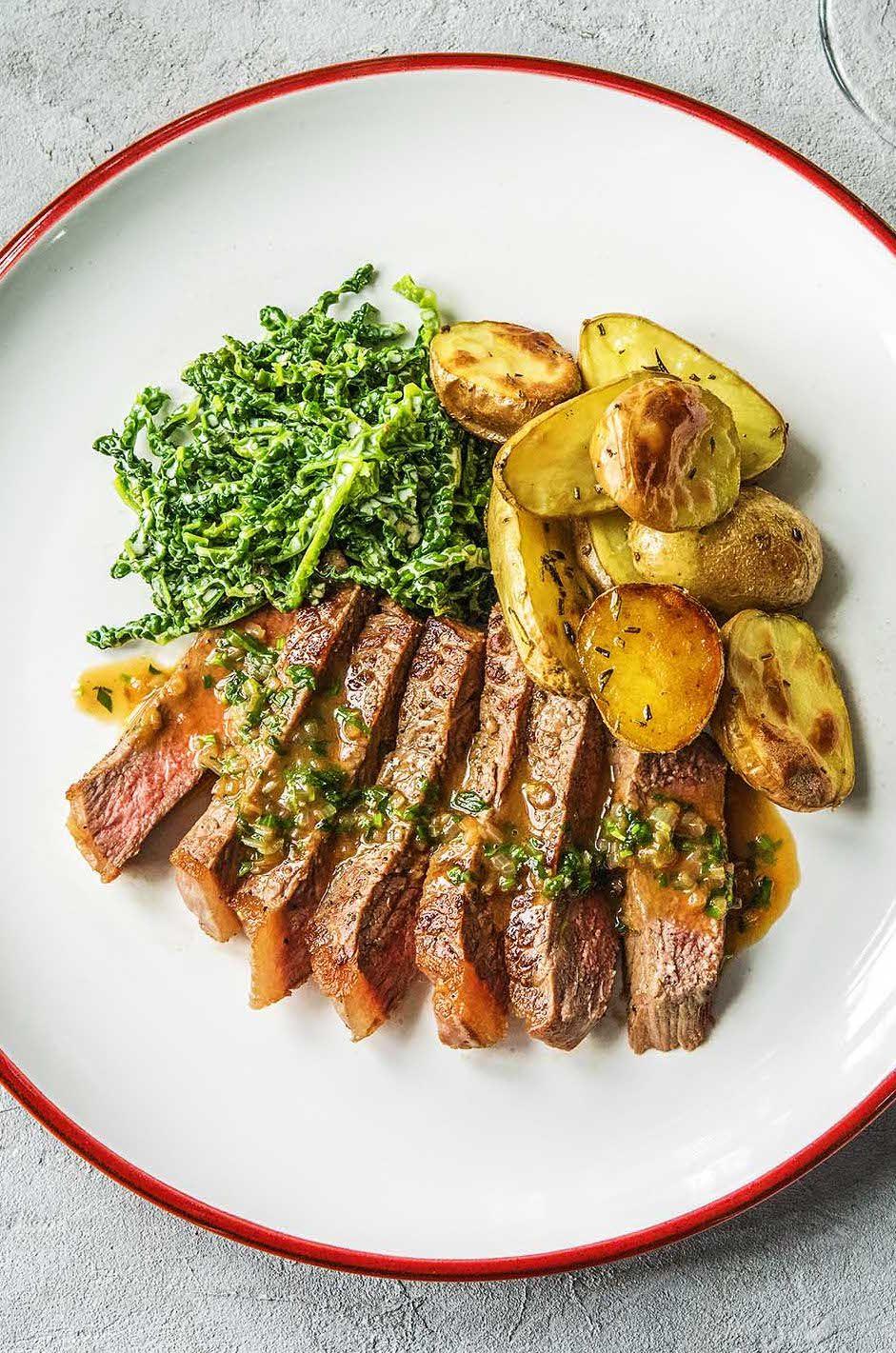 healthy diet steak recipes