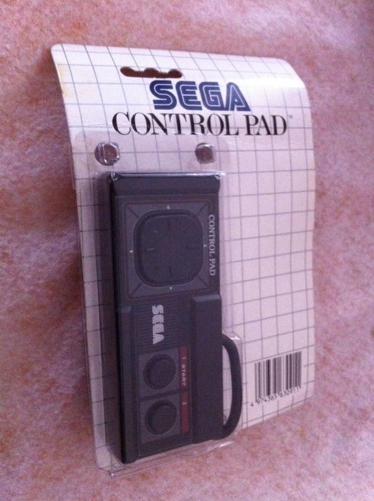 Mando Control Pad Para Sega Master System Games And Arcades