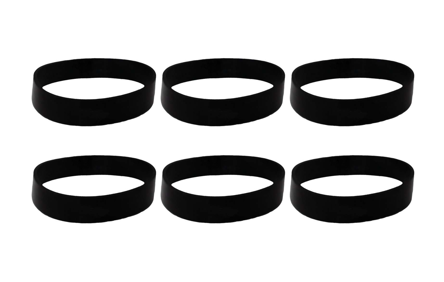 6 Replacements Durable Oreck XL Vacuum Belts Part # 030-0604 /& XL010-0604