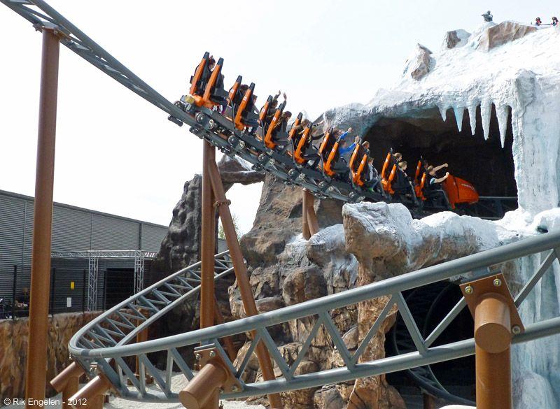 Polar X Plorer Legoland Billund Denmark Best Rollercoaster I Have Ever Been On