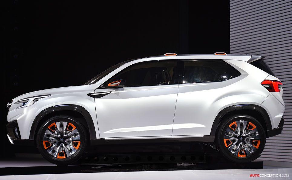 New Viziv Concept Hints At Future Subaru Crossover