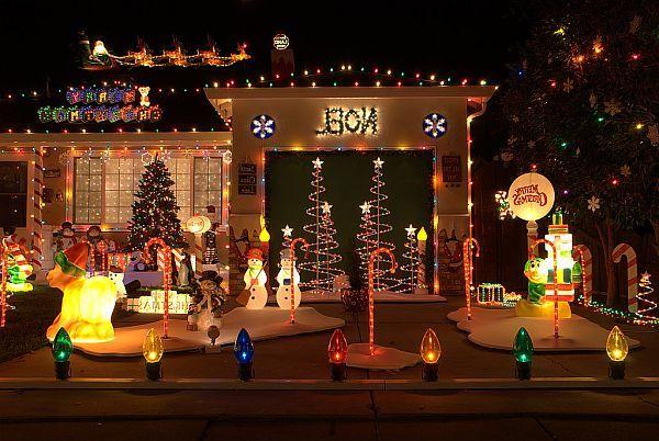 Outdoor Christmas Decoration Ideas Christmas Yard Decorations Outdoor Christmas Outdoor Holiday Decor