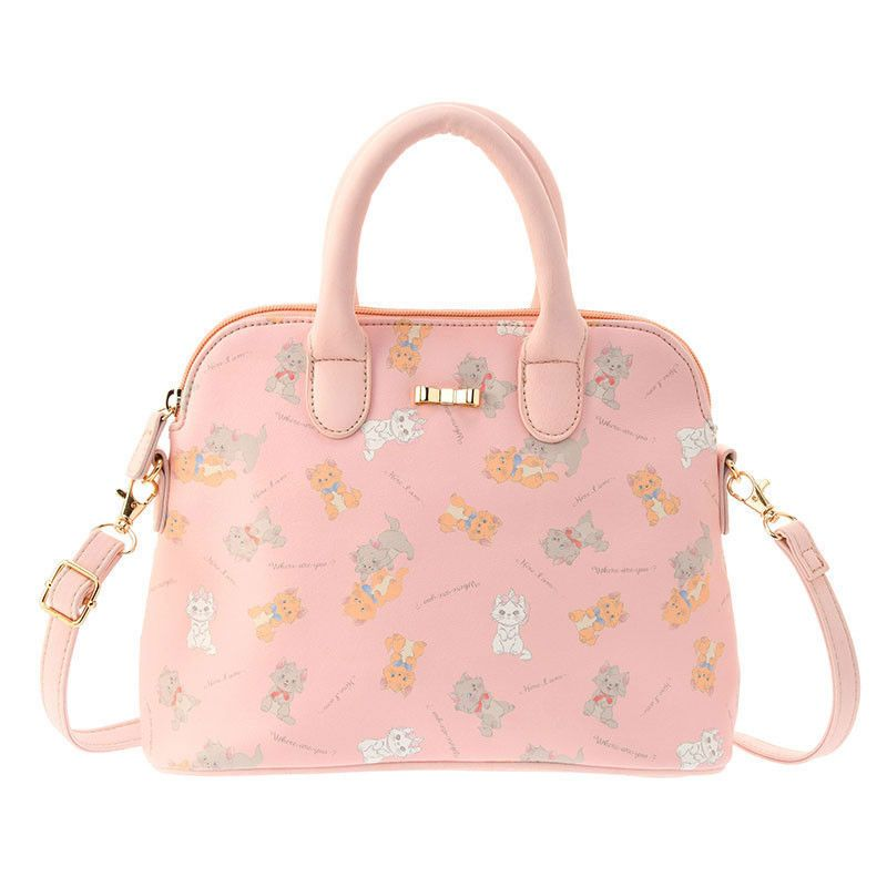 fd3f1a2f8 The Aristocats Boston Bag Lovely ❤ Disney Store Japan Marie Toulouse Berlioz