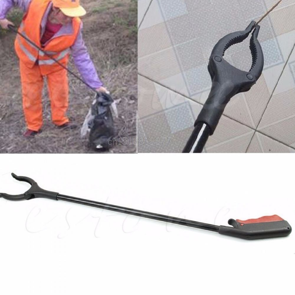 Reach Grabber Tool Trash Mobility Pick Up Long Helping Hand Arm