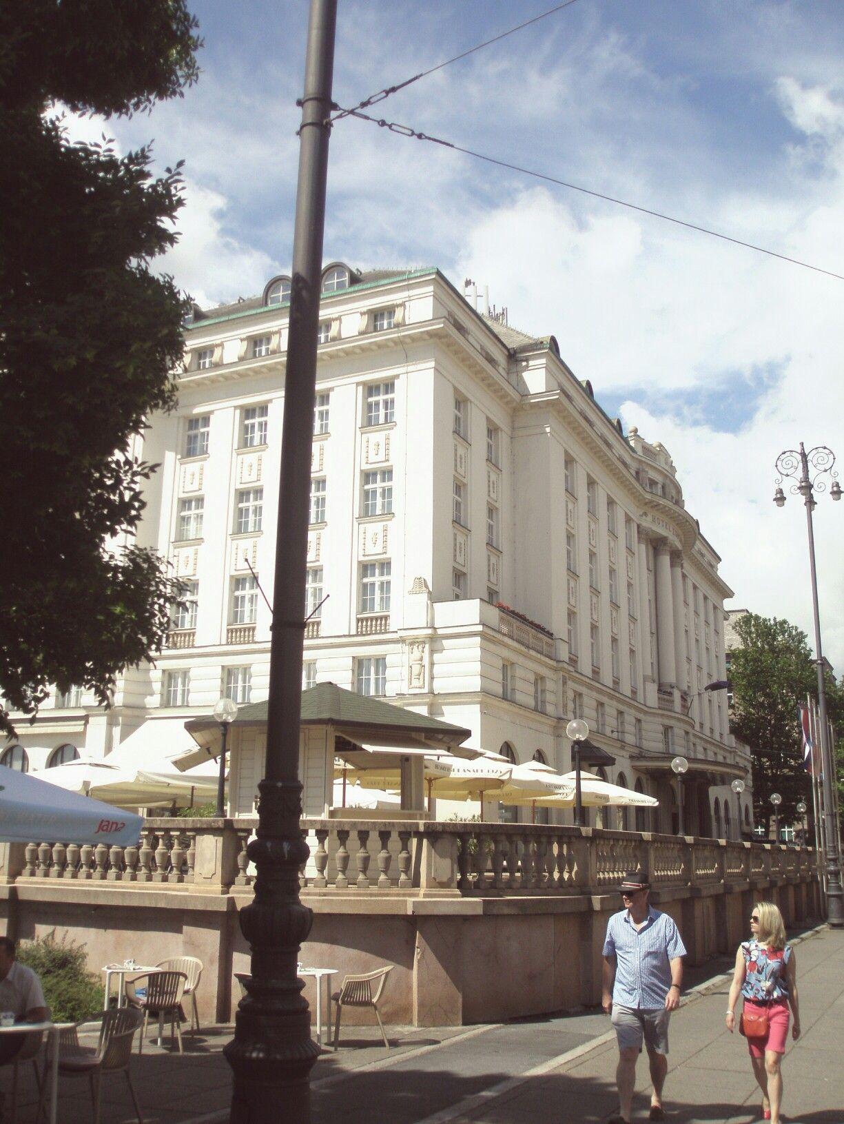 Hotel Esplanade Zagreb Zagreb Photography Hotel