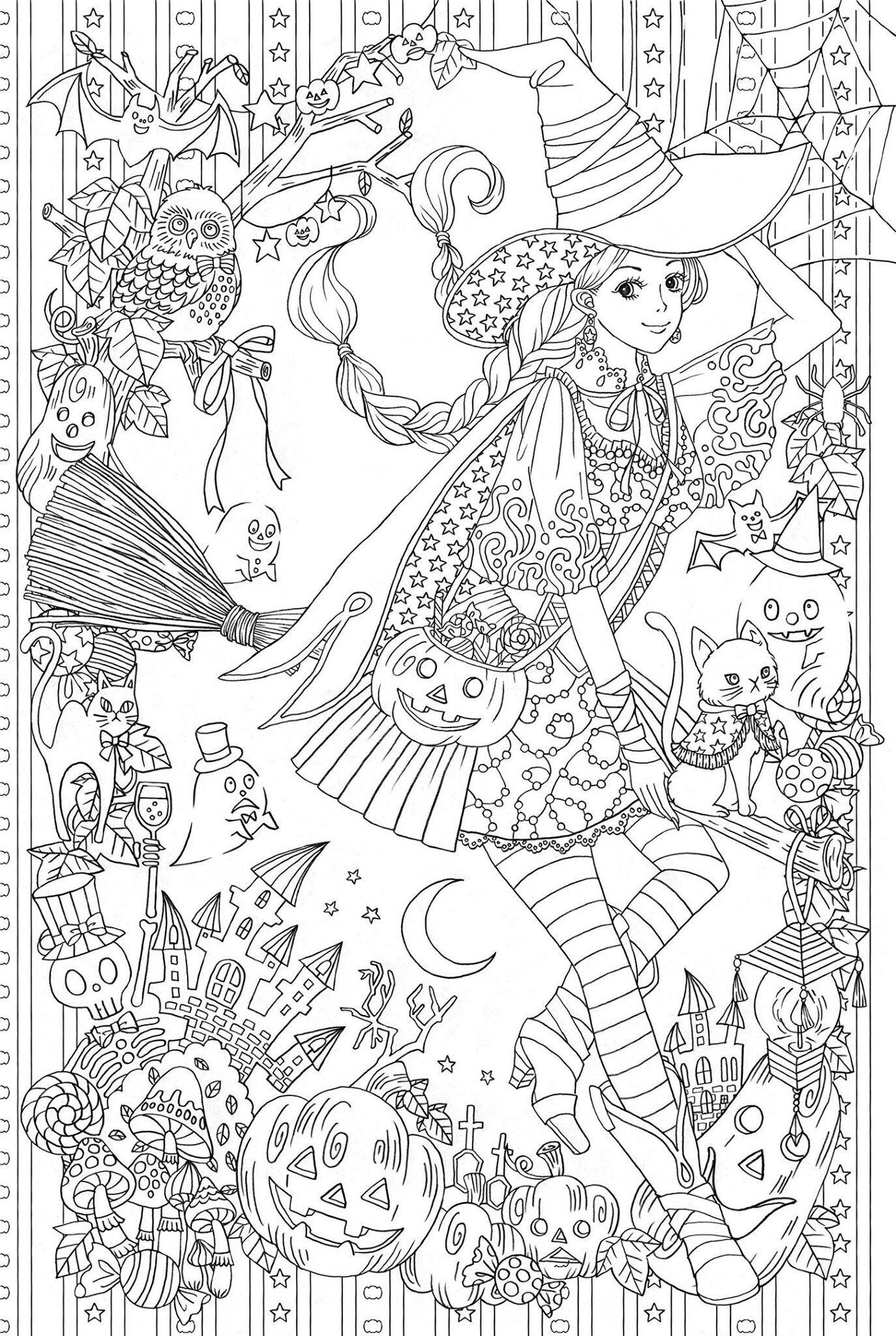 Pin de Gwen en Coloring and drawing | Pinterest | Colorear, Mandalas ...