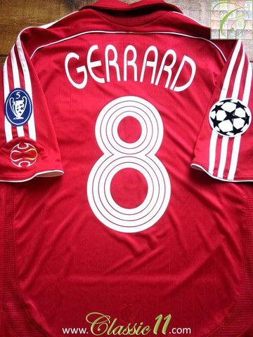 Pin On Classic Liverpool Football Shirts