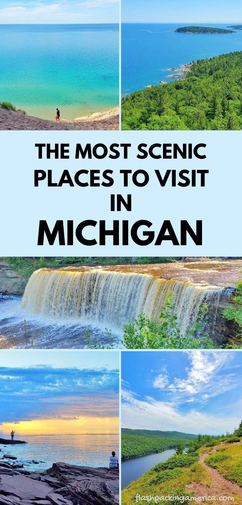 9 Places To Visit In Upper Peninsula Circle The Up Michigan Road Trip Around The Great Lakes Michigan Travel Blog Flashpacking America Michigan Road Trip Michigan Travel Wisconsin Travel