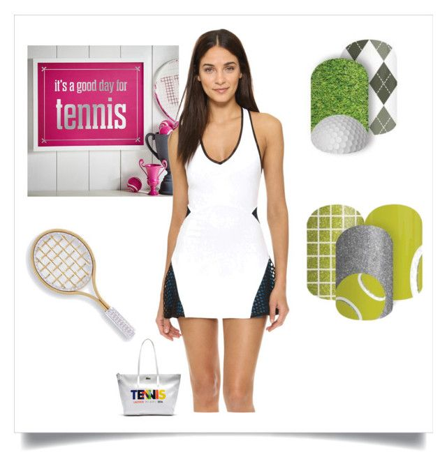 TENNIS by renee-eason on Polyvore featuring Michi, Lacoste, Marco Bicego, Jewel Exclusive and PBteen