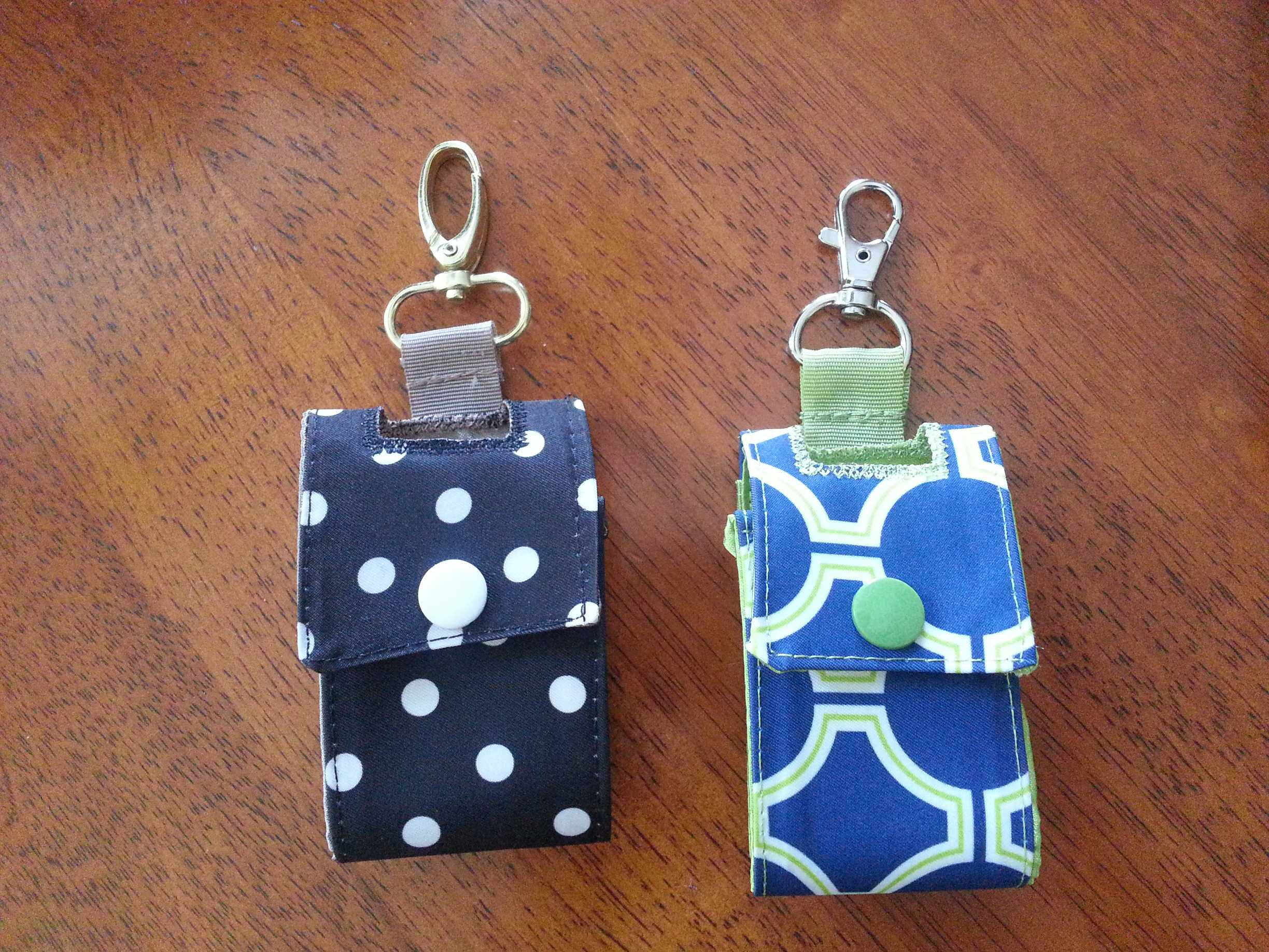 Ju Ju Be Custom Hand Sanitizer Holders In Royal Envy Duchess