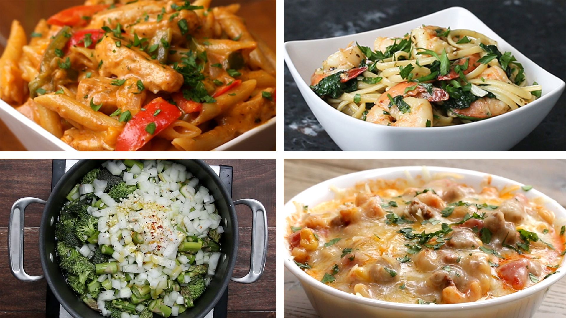8 one pot pastas from tasty by buzzfeed food and recipes 8 one pot pastas from tasty by buzzfeed forumfinder Choice Image