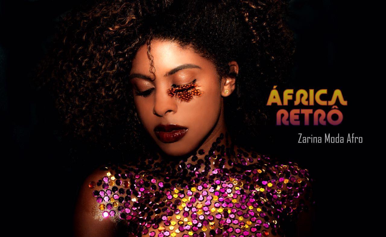 Coleção África  Retrô