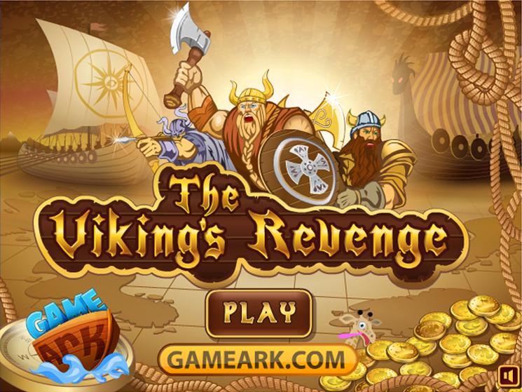 A vingança dos vikings.
