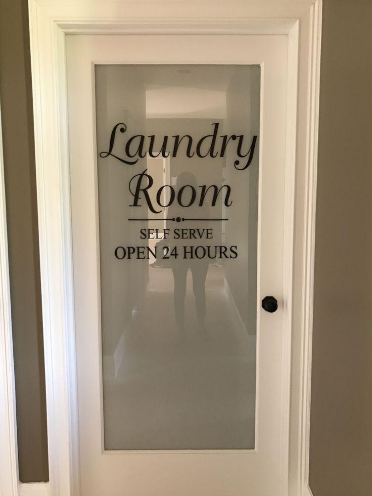 Photo of Waschraumtür,  #LaundryRoomdoor #Waschraumtür