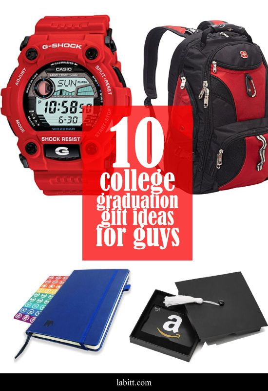 College Graduation Gift Ideas For Guys Men Son