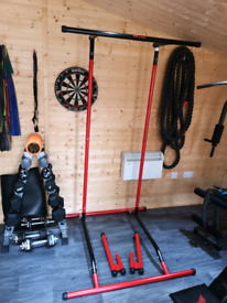 home gym wall ideas  are you feeling out of shape then