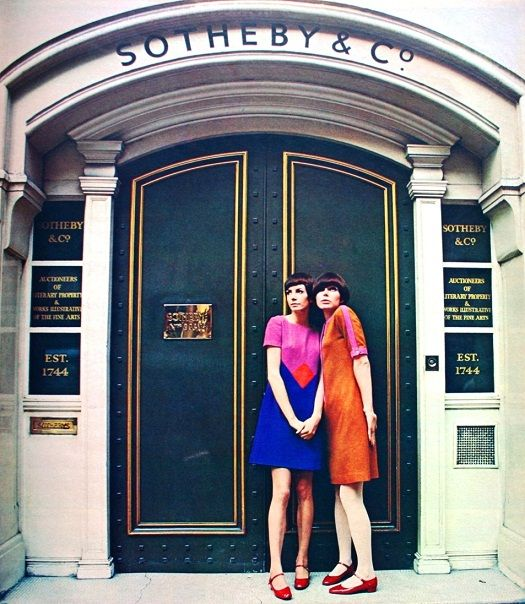 Swinging Sixties London! Photos Paul Huf, Avenue (Dutch) September 1966