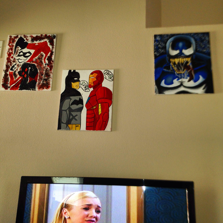 My wall art