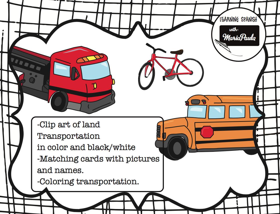 Land Transportation Transporte Terrestre