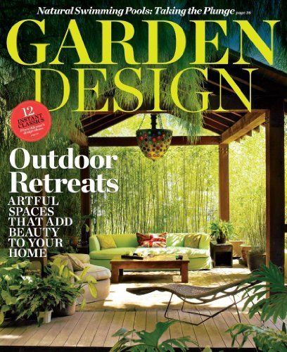 Garden Design 1 year auto renewal Magazine Subscription Bonnier