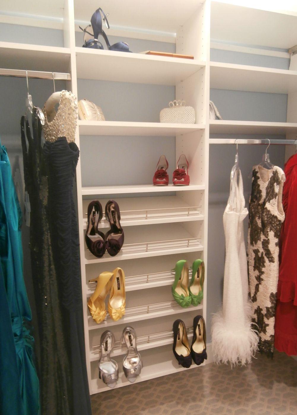 Glamorous Storage Doesn T Have To Be Big Custom Closet Design