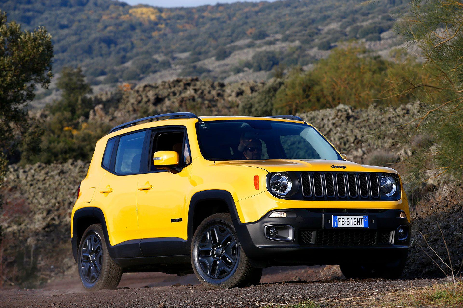 El Nuevo Jeep Renegade Prescindira De Diesel Para Disponer De Hibrido Enchufable Y Electrico Jeep Renegade Jeep