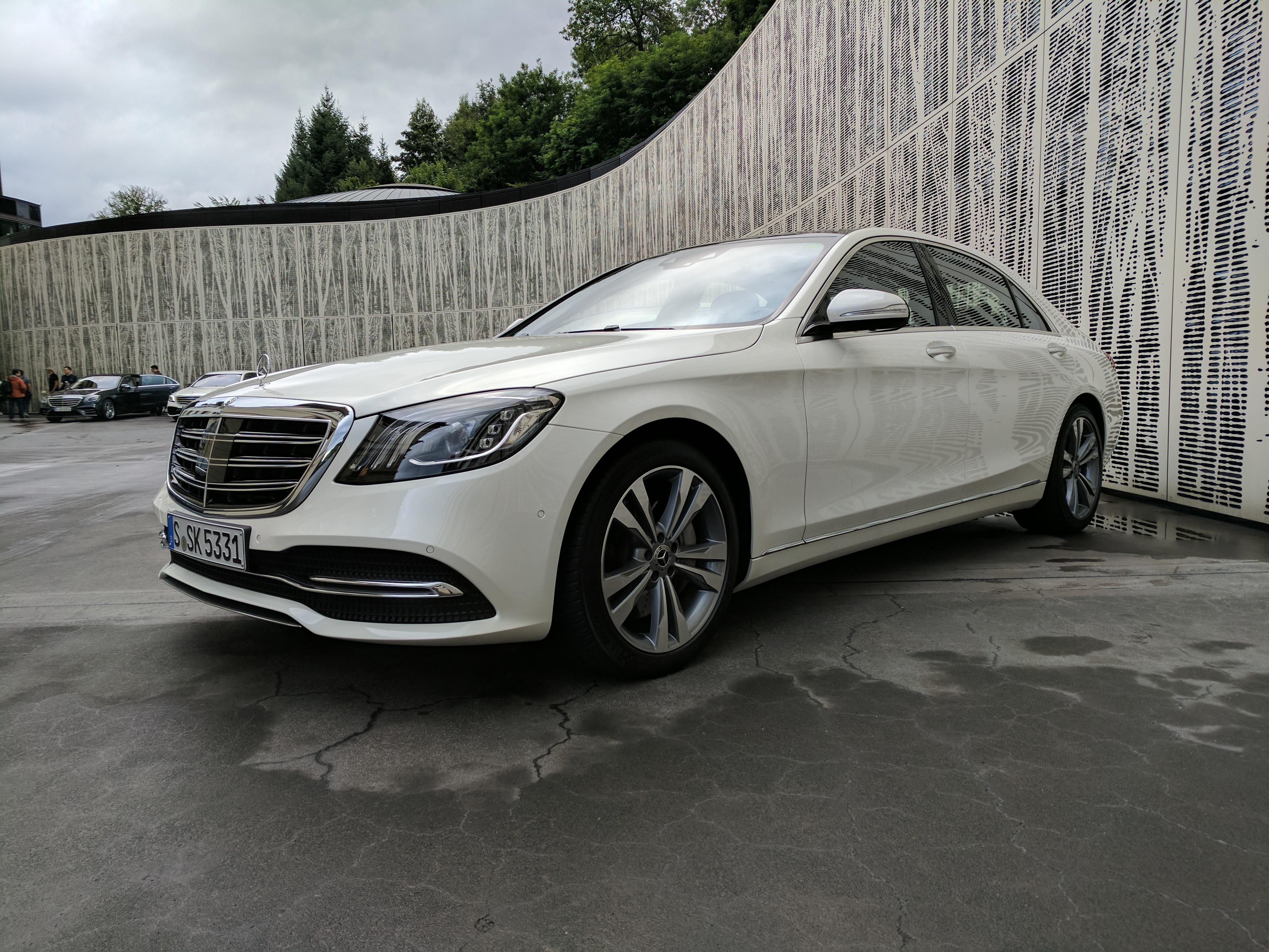2018 Mercedes Benz S560 Sedan The best s better