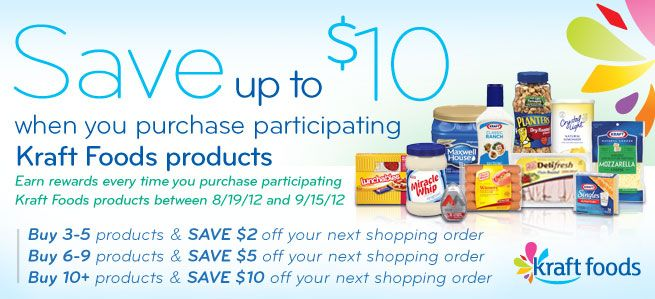 graphic about Kraft Coupons Printable named Kraft Foodstuff: $10 Catalina Provide + printable coupon codes