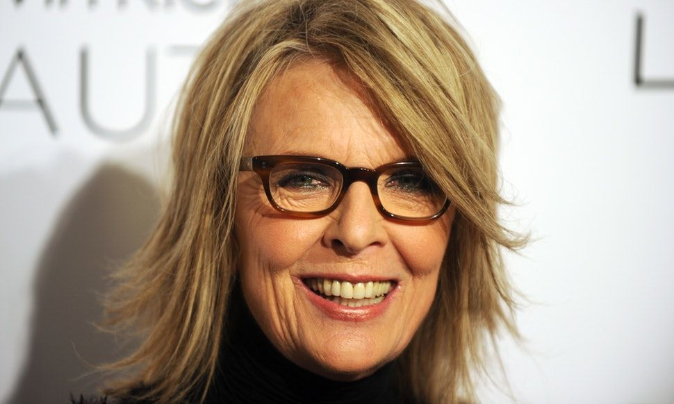 Diane Keaton S Pinterest Is Full Of Surprises Frisuren Haarschnitt Ideen Styling Kurzes Haar