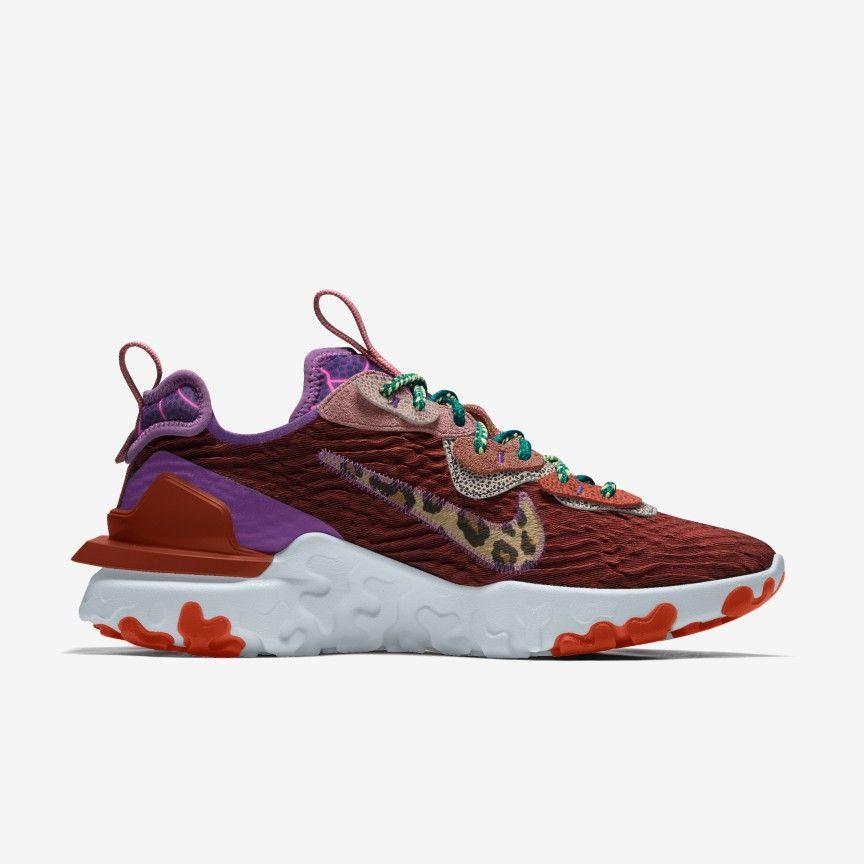 Nike React Vision By You Custom Lifestyle Shoe. Nike.com   Nike ...