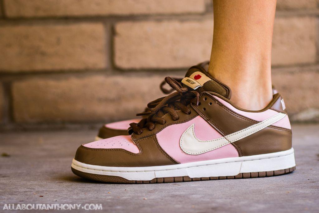 buy online dd8ab fda10 Nike Dunk SB Low Stussy Shy PinkVanilla
