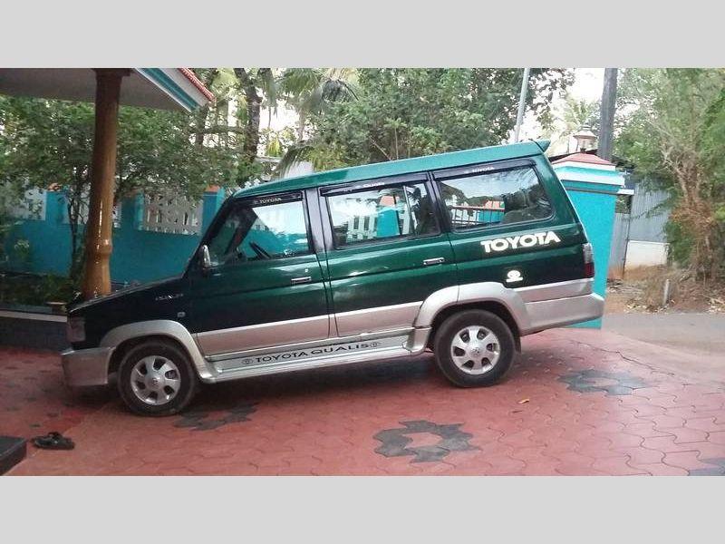 Toyota Qualis Rs Kerala 5 In 2020 Kerala Toyota Car