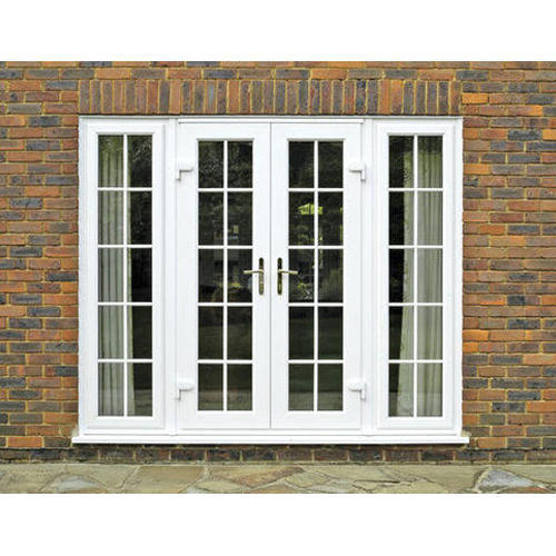 French Upvc Window Width 3 4 Ft Rs 453 12 French Doors Patio Upvc French Doors Sliding French Doors