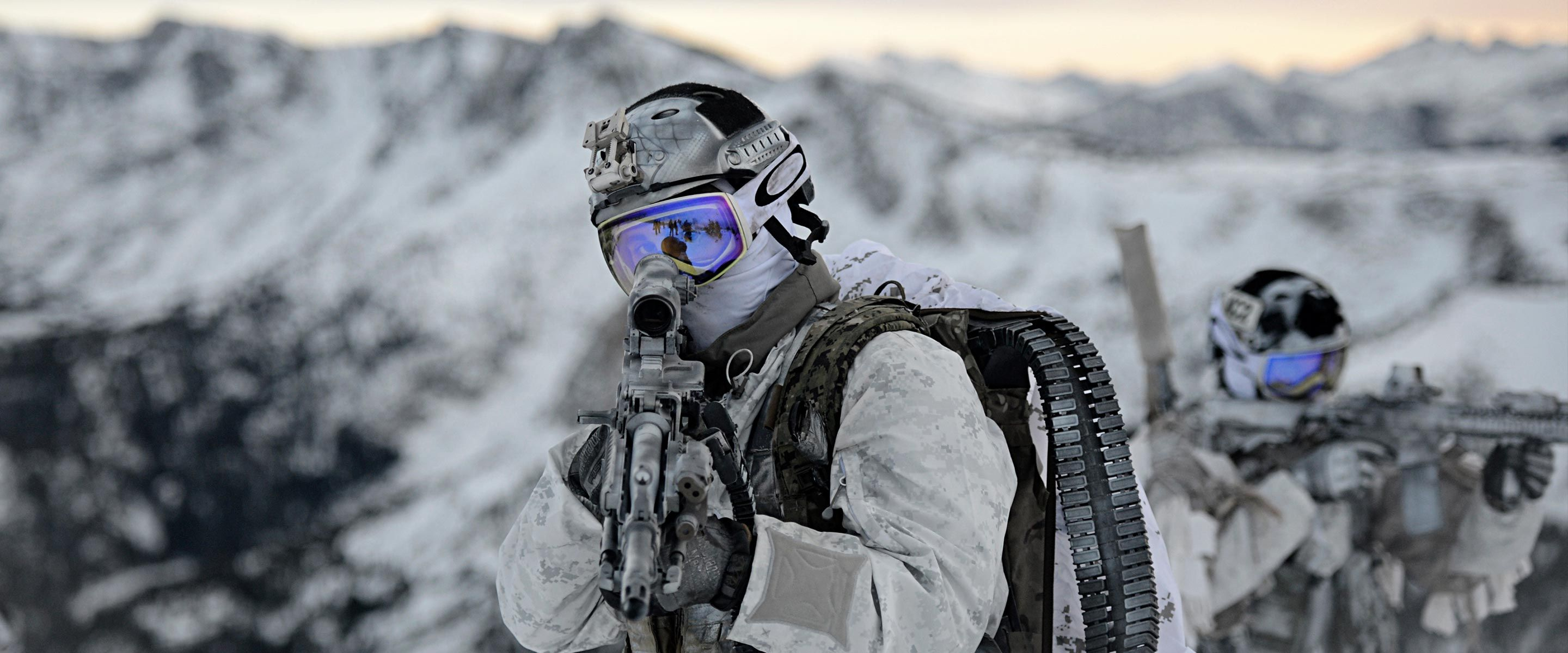 Do you have what it takes to a Navy SEAL? Intense