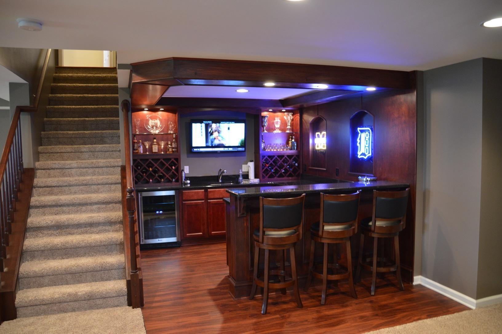 22+ Finished basement bar ideas ideas in 2021