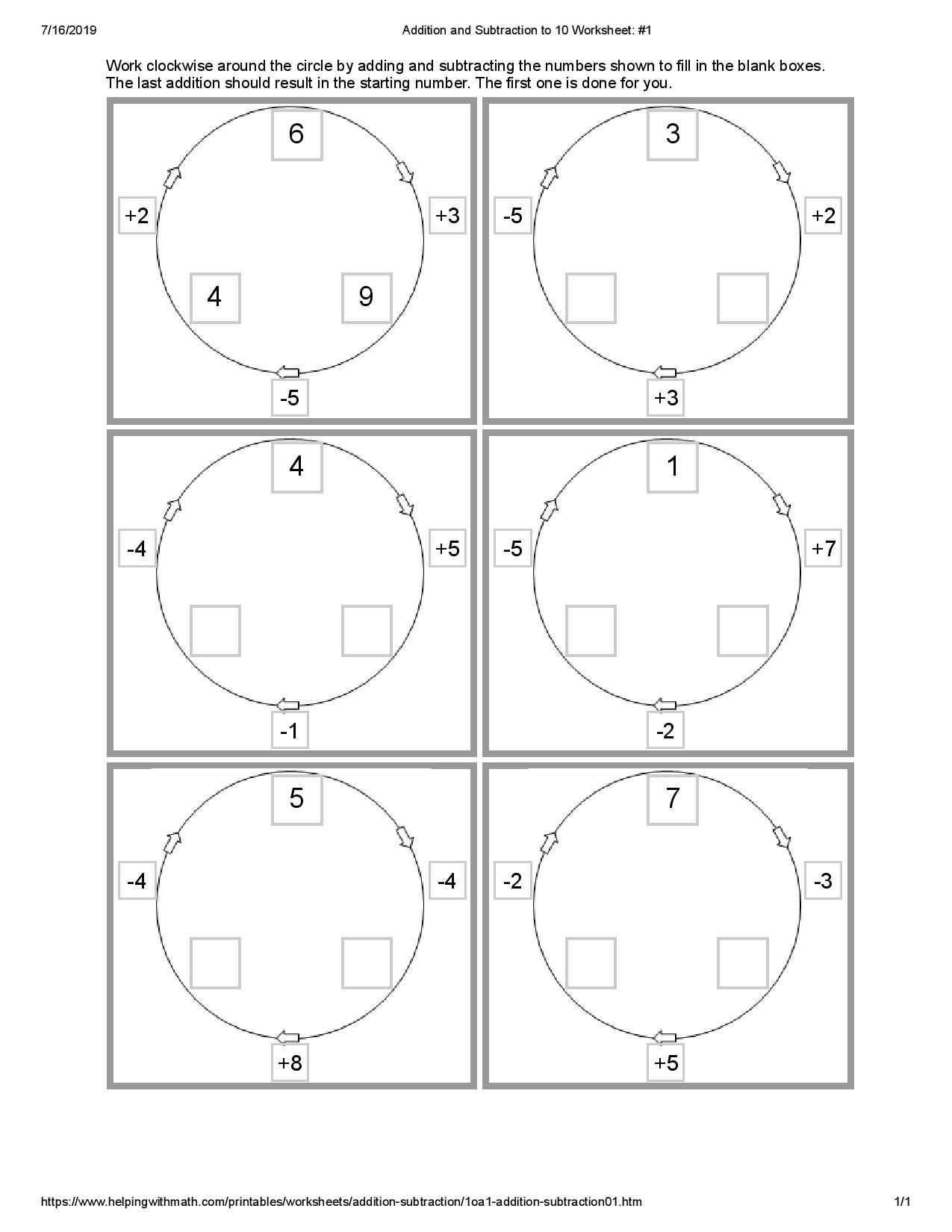 Best 2nd Grade Math Worksheet