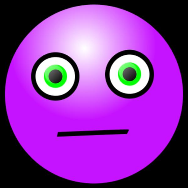 Worried Face Clip Art   Emoticons Worried face Vector Clip Art
