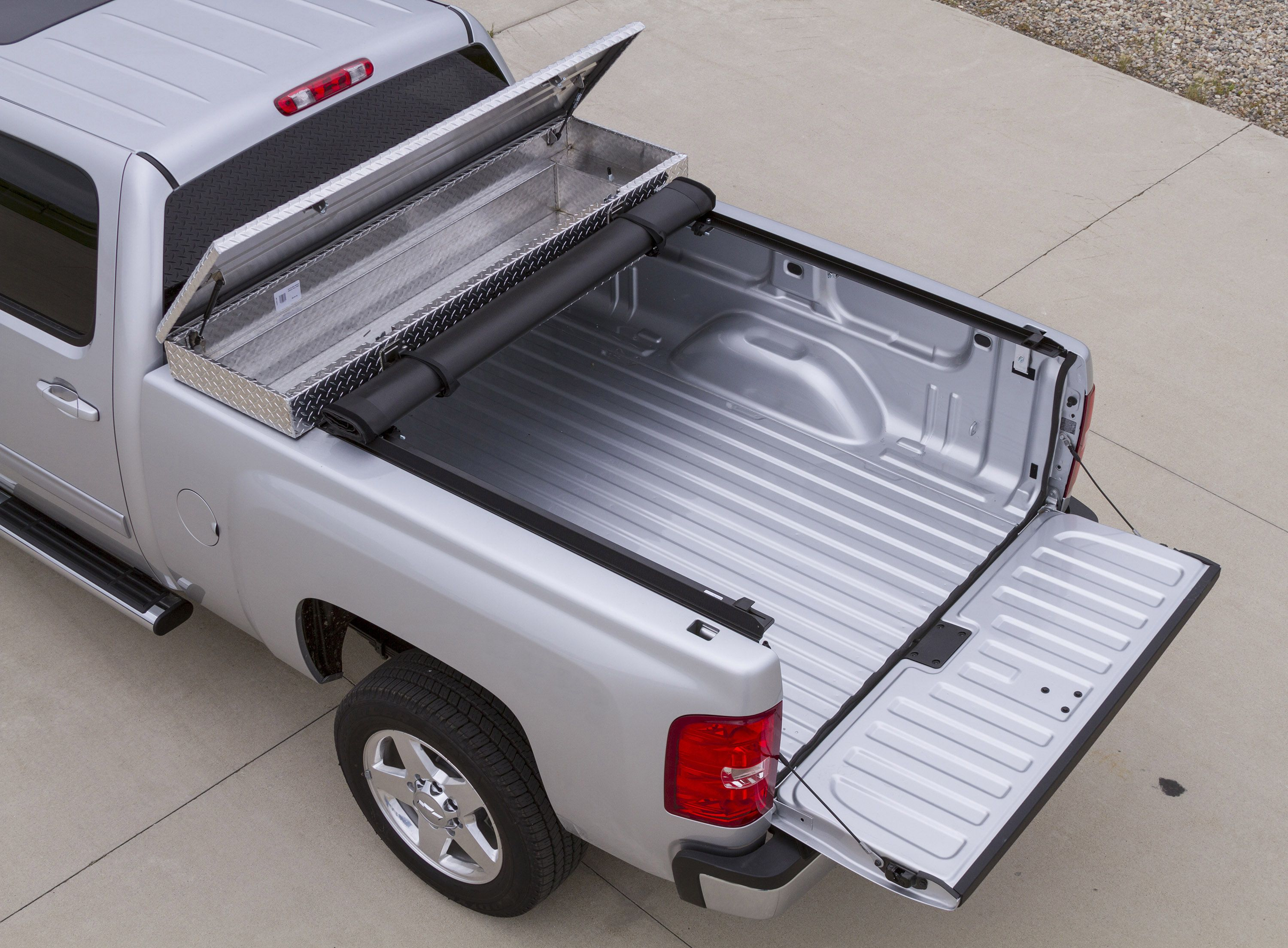 Toolbox Tonneau Cover Tool Box Truck Bed Covers Access Truck