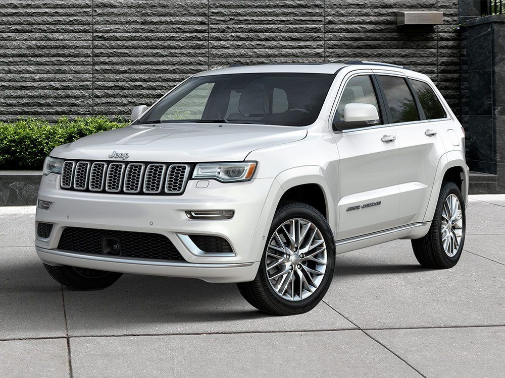 2018 Jeep Grand Cherokee Summit Jeep Grand Cherokee Jeep Cars