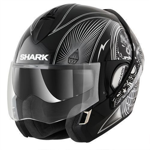 5a6244aa4d662 casco moto Modulare Shark Discovery Division Evoline Series 3 ...